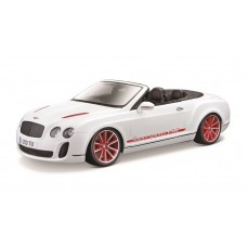 Bentley Continental Supersports Convertible ISR escala 1:18 Plus