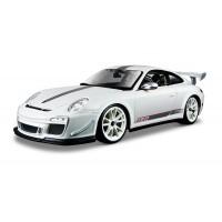 Porsche 911 GT3 RS 4.0 escala 1:18 Plus - Branco