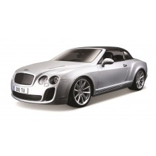 Bentley Continental Supersports Convertible escala 1:18 Plus