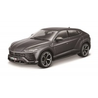 Lamborghini Urus Plus escala 1:20 - Cinza Metalizado