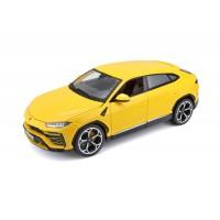 Lamborghini Urus Plus escala 1:20 - Amarelo