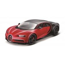 Bugatti Chiron Sport escala 1:18 Plus