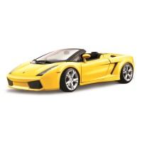 Lamborghini Gallardo Spyder escala 1:18