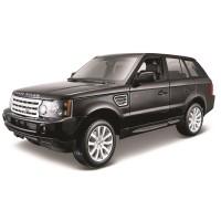Range Rover Sport escala 1:18 - Preto
