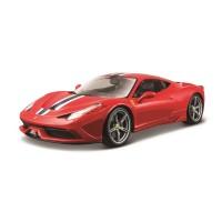 Ferrari 458 Speciale 1:18 - Vermelho 16002