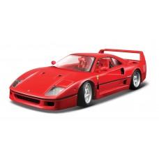 Ferrari F40 1:18 - Vermelho