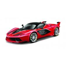 Ferrari FXX K 1:18 - Vermelho