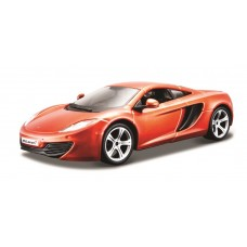 McLaren 12C escala 1:24 Plus - Laranja
