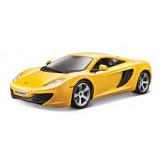 McLaren 12C escala 1:24 Plus - Amarelo