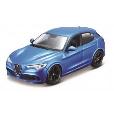 Alfa Romeo Stelvio 1:24 - Azul