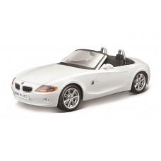BMW Z4 escala 1:24 - Branco