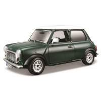MINI COOPER (1969) escala 1:24 - Verde
