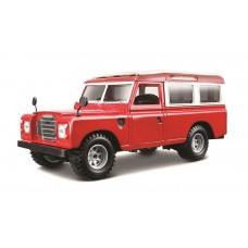 Land Rover Series II escala 1:24