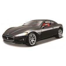 Maserati GranTurismo escala 1:24 - Preto