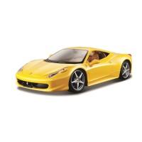 Ferrari 458 Italia 1:24 - Amarelo