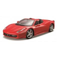 Ferrari 458 Spider 1:24