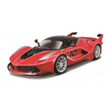 Ferrari FXX K 1:24 - Vermelho