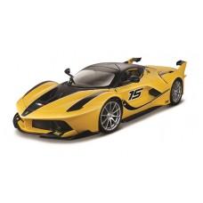 Ferrari FXX K 1:24 - Amarelo