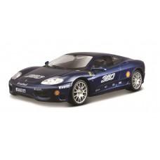 Ferrari 360 Challenge 1:24