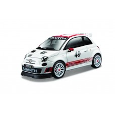 ABARTH Race - ABARTH 500 Assetto Corse escala 1:24