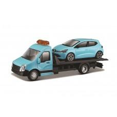 Carro Pronto Socorro c/ Renault Clio 1:43
