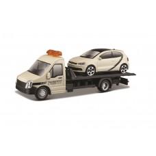 Carro Pronto Socorro c/ VW Polo GTI Mark 5 1:43