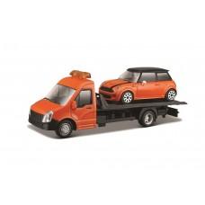 Carro Pronto Socorro c/ MINI Cooper S 1:43