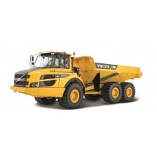Maquina de construção Volvo A25G 1:50
