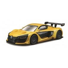 Renault Sport R.S. 01 1:43 Race - Amarelo