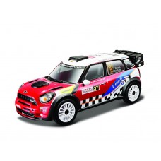 2012 MINI John Cooper Works WRC Team (Dani Sordo) 1:32 Rally