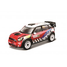 2012 MINI John Cooper Works WRC Team (Pierre Campana) 1:32 Rally