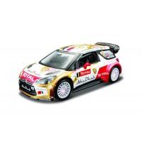 2013 Citroen DS3 WRC (1) Sebastien Loeb escala 1:32 Rally