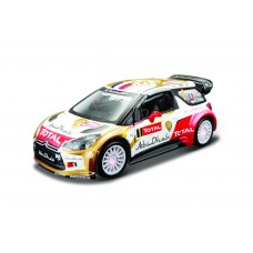 2013 Citroen DS3 WRC (1) Sebastien Loeb escala 1:32 Rally