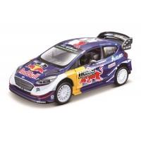 2017 M-Sport Ford Fiesta WRC (Sebastien Ogier) 1:32 Rally