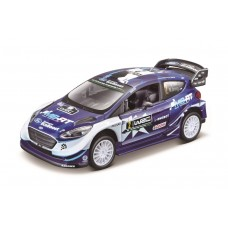 2017 M-Sport Ford Fiesta WRC (Ott Tanak) 1:32 Rally