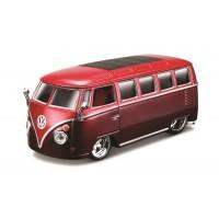 """Volkswagen Van """"Samba"""" 1:32 Plus"""