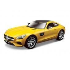 Mercedes - AMG GT 1:32 Plus - Amarelo