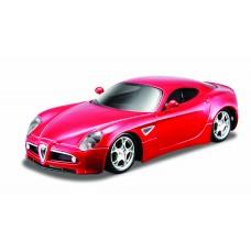 Alfa Romeo 8C Competizione 1:32 Street Fire