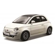 Fiat 500 1:32 Street Fire - Branco