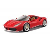 """Ferrari 70th Anniversary 488 GTB """"The Schumacher"""" 1:18 Edição Limitada"""