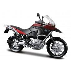 MOTO BMW R1200 GS 1:12