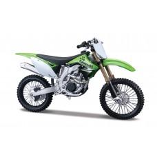 MOTO Kawasaki KX 450F 1:12