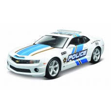 Chevrolet Camaro SS RS Police 1:18 Special Edition