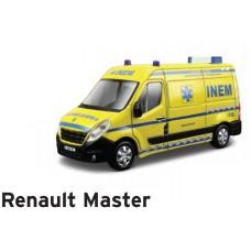 Miniatura ambulância INEM