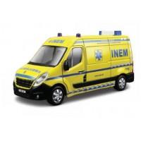 Ambulância INEM Renault Master escala 1:50