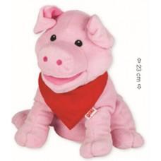 """Marioneta de mão """"Porco"""""""