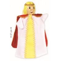 """Marioneta de mão """"Princesa"""""""