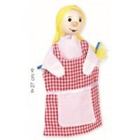 """Marioneta de mão """"Gretel"""""""