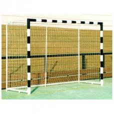 Par de balizas para futebol de sala/andebol 3x2m