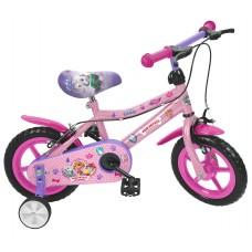 Bicicleta Paw Patrol 12'' - menina